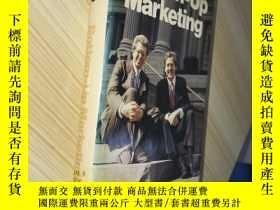 二手書博民逛書店Bottom-up罕見Marketing(精裝英文原版)Y187