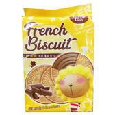奶油獅 法式薄餅夾心 經典巧克力