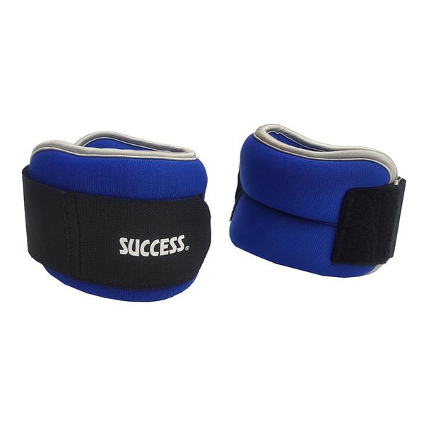 成功牌腳踝沙包2KG(手腕/負重沙袋/重力綁腿/綁腳/手沙包/success)