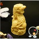 金龍呈祥檀香香皂 (1入)+招財進寶立體3D卡5X9cm【十方佛教文物】
