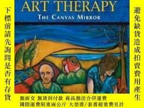 二手書博民逛書店Existential罕見Art Therapy: The Ca
