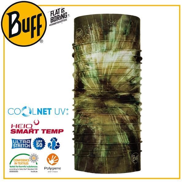 【BUFF 西班牙 Coolnet 抗UV頭巾 深陷泥沼】119361/圍脖/帽子/口罩/圍巾/吸溼排汗
