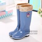 日式雨鞋女成人高筒雨靴時尚水靴夏季防水膠鞋防滑膠靴水鞋套鞋 每日下殺NMS