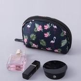 化妝收納包 網紅化妝包小號大容量隨身旅行簡約可愛防水女便攜迷你收納品袋 果果生活館