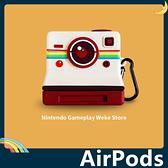 AirPods Pro 遊戲機耳機套 遊戲手把 立體浮雕 卡通動畫 防摔 充電 矽膠套 保護套 蘋果 Apple