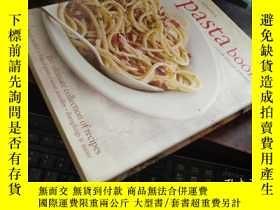 二手書博民逛書店THE罕見PASTA BOOK(意大利麪食,12開英文原版精裝)