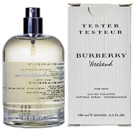 ※薇維香水美妝※BURBERRY Weekend 週末 男性淡香水 TESTER 100ML