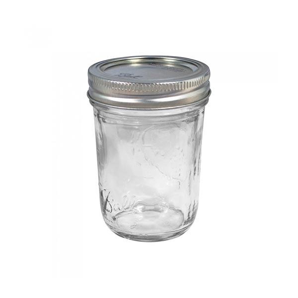 [Ball Mason Jars] 梅森罐 8oz 窄口 (8OZ-R)