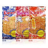 泰式碳烤香魷片 24g 麻辣/香辣/蒜辣【BG Shop】3款供選