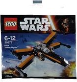 樂高樂高星球大戰坡的 X 翼戰鬥機 30278