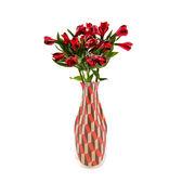 美國Modgy展開系繽紛花瓶 / 居家佈置 / 時尚浪漫/ 萬聖節/設計小物-(拼貼磁磚) /《創。室。計》