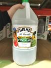 好市多 白醋 蒸餾白醋 瓶裝 5公升 調味 清潔