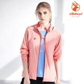 WildLand荒野 0A81911 女彈性透氣抗UV都會外套(S~2L) / 城市綠洲 (抗紫外線、防曬外套、彈性透氣)