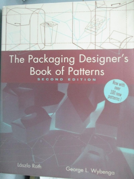 【書寶二手書T6/大學藝術傳播_YAT】The Packaging Designer s Book of Pattern