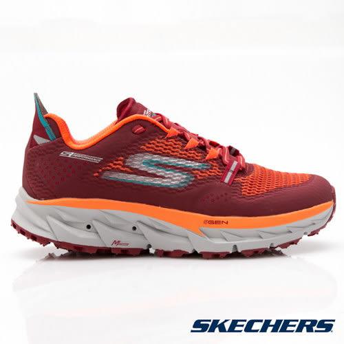 SKECHERS (男) 跑步系列 GO Trail Ultra 4 - 54111RDOR
