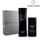 Giorgio Armani 亞曼尼 黑色密碼男香禮盒(淡香水75ml+體香膏75g)【SP嚴選家】