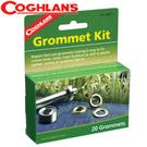 【COGHLANS 加拿大 金屬鋼扣 Grommet Kit】8812/適帆布扣/帳篷外帳鋼扣/登山/露營