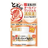 SANA 豆乳美肌多效保濕凝膠霜/濃潤100g【康是美】