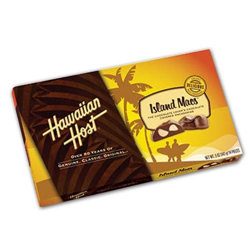 Hawaiian Host 賀氏經典夏威夷豆牛奶巧克力142g