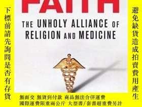 二手書博民逛書店Blind罕見Faith; The Unholy Allianc