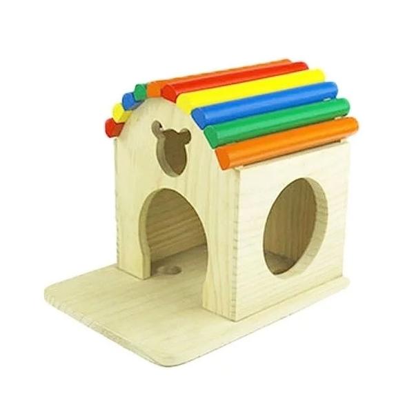 寵物家族-Carno卡諾-倉鼠童話木屋(RJ156)