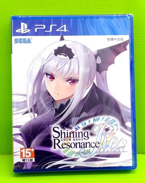 PS4 光明之響 龍奏回音 繁體中文版