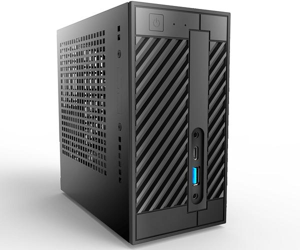 華擎Asrock DeskMini 310/COM 迷你準系統 i3-9100+16GB+1TB 固態