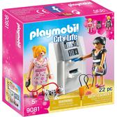 摩比積木 playmobil 購物趣 提款機
