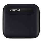 Micron 美光 Crucial X6 1TB U3.2 Type C 外接式 SSD 固態硬碟 行動硬碟