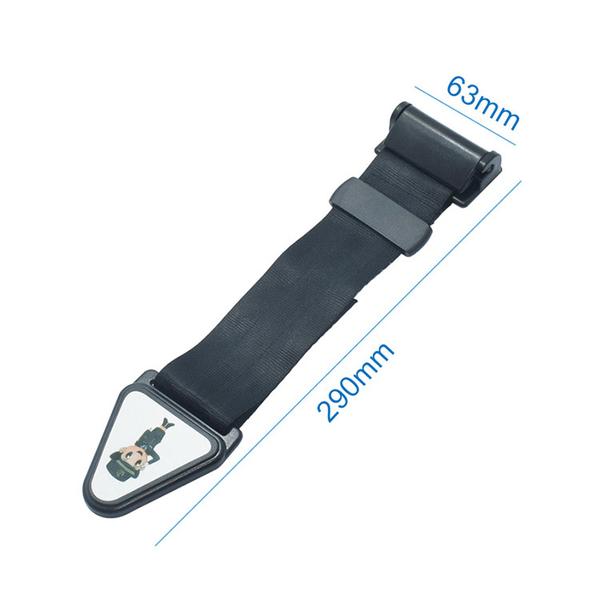 安全帶固定器 汽車用兒童安全帶調節固定器防勒脖座椅簡易便捷式限位器護肩套扣 果果生活館