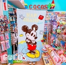 正版授權 迪士尼 米奇米妮 浴巾 大毛巾 海灘巾 米奇款 COCOS JV220