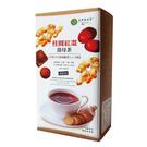 綠緣寶 桂圓紅棗薑母茶 500g/盒...