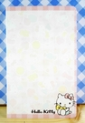 【震撼精品百貨】Hello Kitty 凱蒂貓~kitty便條紙-粉滿版
