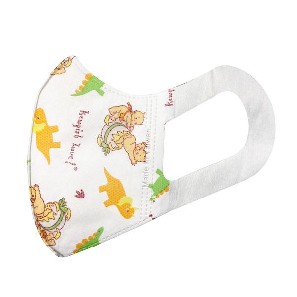 南六醫用兒童立體口罩-恐龍誕生(50入/盒)(兒童口罩 5*15.5cm)【合康連鎖藥局】