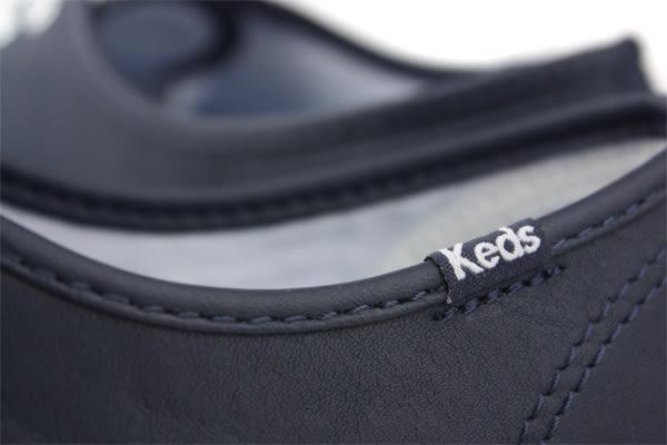 Keds 帆布鞋 休閒 深藍 女鞋 9171W110017 no199