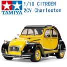 TAMIYA 田宮 1/10 模型 CITROEN 雪鐵龍 2CV Charleston 醜小鴨 (M-05 底盤) 58655