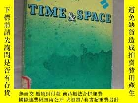 二手書博民逛書店Children罕見in TIME & SPACE 《孩子的時間