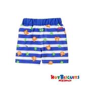 HOT BISCUITS 抗UV星星條紋海軍風泳褲