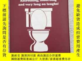 二手書博民逛書店laugh罕見on the loo refreshing abs
