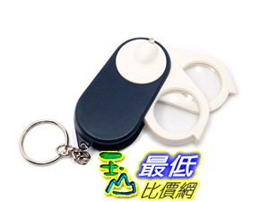 [106美國直購] Seeedstudio 放大鏡 Magnifying glass with LED