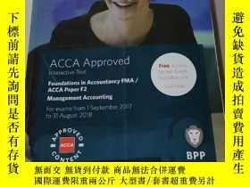 二手書博民逛書店ACCA罕見Approved Interactive Text:ACCA通過互動文本(外文)Y212829