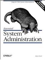 二手書博民逛書店 《Essential System Administration》 R2Y ISBN:1565921275│AElig;leenFrisch