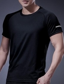 運動套裝男夏跑步健身短褲男士五分褲子休閒訓練短袖