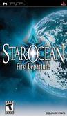PSP Star Ocean: First Departure 銀河遊俠:初次啟程(美版代購)
