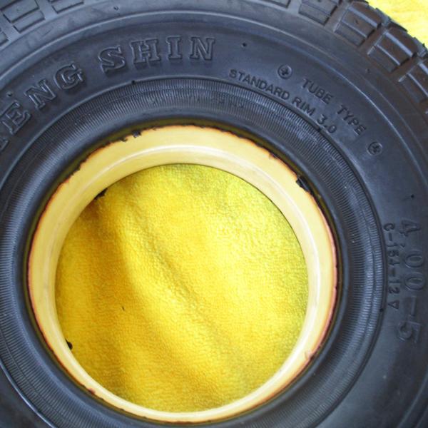 4.00-5 (330x100) 實心胎 正新 CST 電動車 代步車 專用輪胎 C179【康騏電動車】電動代步車維修