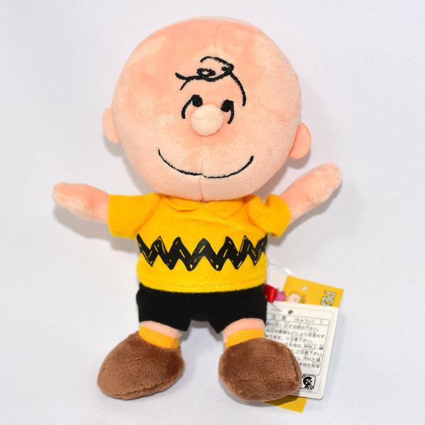 Snoopy 史努比 查理布朗 小偶 日本正版 17cm