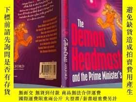 二手書博民逛書店the罕見demon headmaster 惡魔掌門Y200392