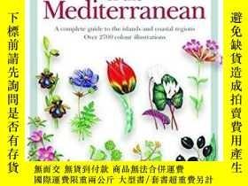 二手書博民逛書店Wild罕見Flowers Of The MediterraneanY256260 Marjorie Blam