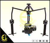 ES數位 樂華 動態錄影 M型穩定器 手持穩定器 二代 單眼相機 DV 攝影 穩定器 蜘蛛腳 跟拍器 手提架