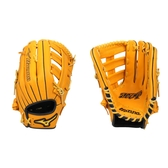 MIZUNO 壘球手套(免運 外野手 右投 棒球 訓練 美津濃 雙十字≡排汗專家≡